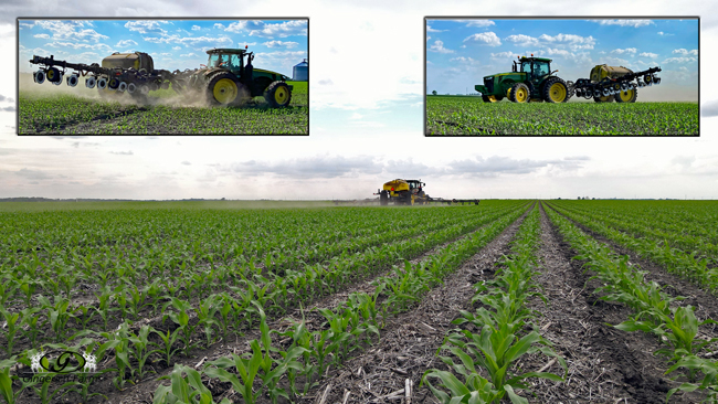 Sidedressing - Gingerich Farms