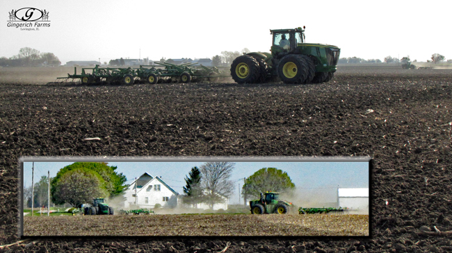Cultivators at Gingerich Farms