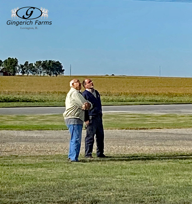 Ed & Wilbur - Gingerich Farms