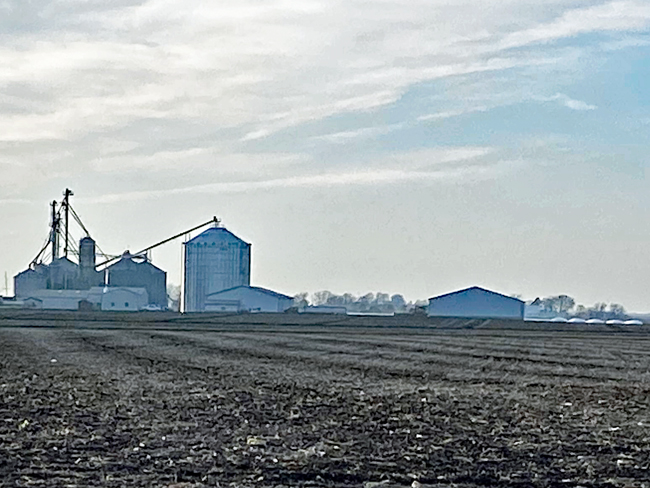Grain Center - Gingerich Farms