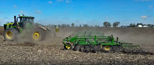 Field Cultivator - Gingerich Farms