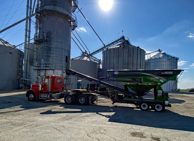 Seed Tender - Gingerich Farms