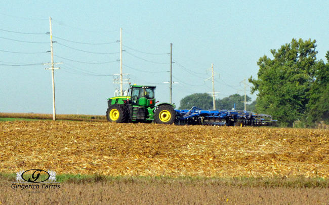 Tillage - Gingerich Farms