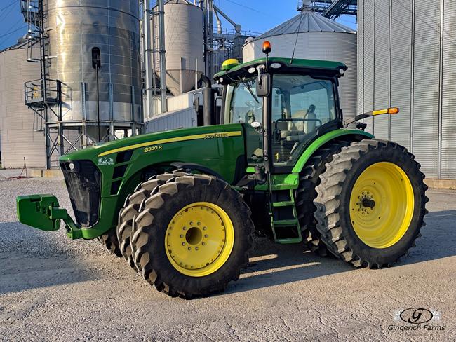 John Deere Tractor - Gingerich Farms