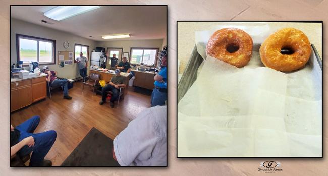 Doughnuts - Gingerich Farms