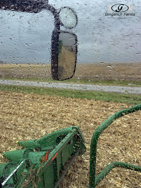 Rained out - Gingerich Farms