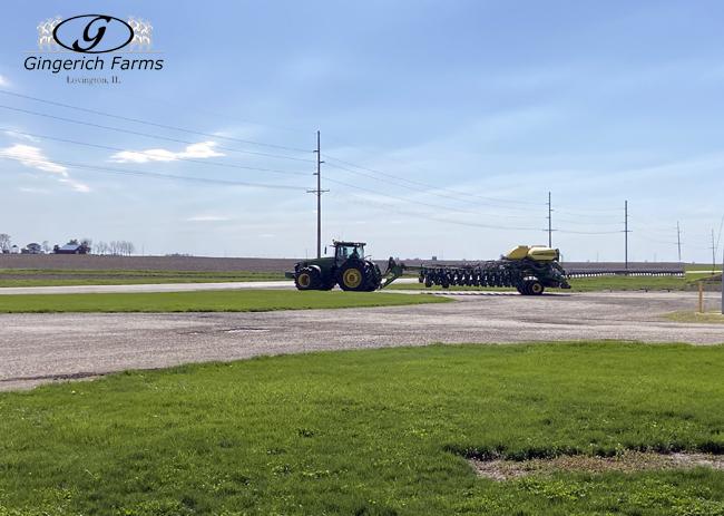 Bean Planter - Gingerich Farms