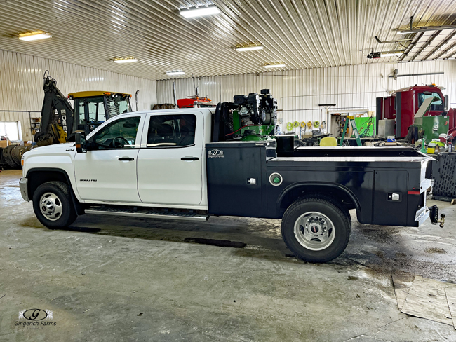 Truck Bed - Gingerich Farms