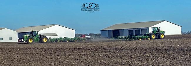 Field cultivators - Gingerich Farms