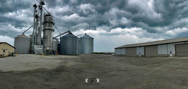 Cloud storm - Gingerich Farms