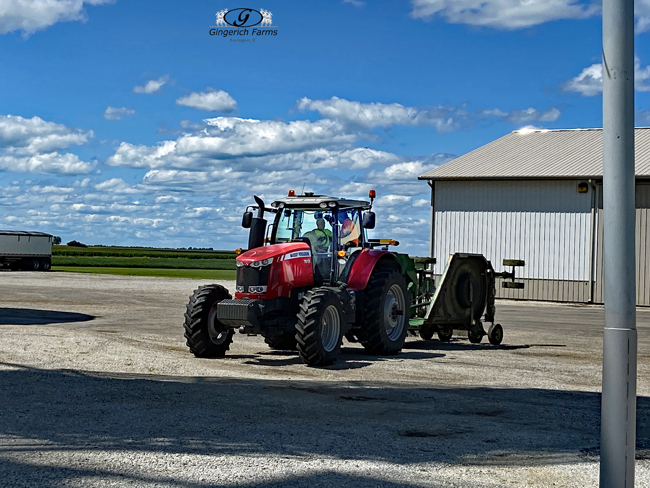 Tractor - Gingerich Farms