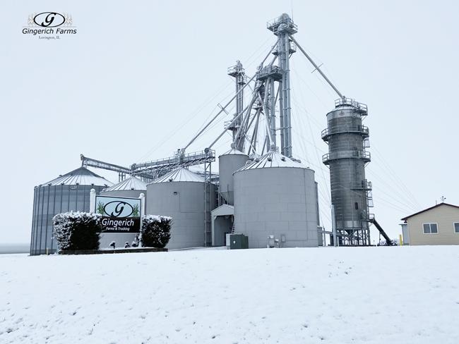 Grain Center - Gingerich Farms