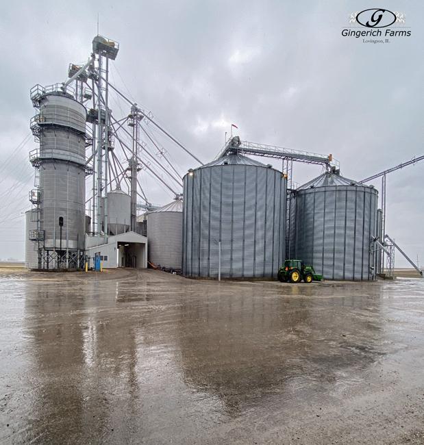 Raining - Gingerich Farms