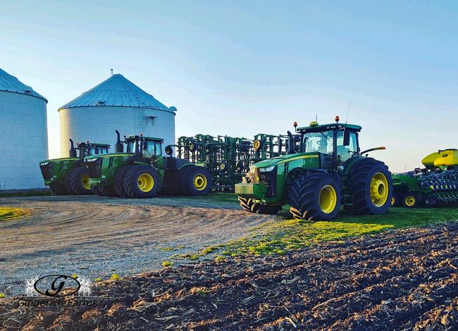 Equipment - Gingerich Farms
