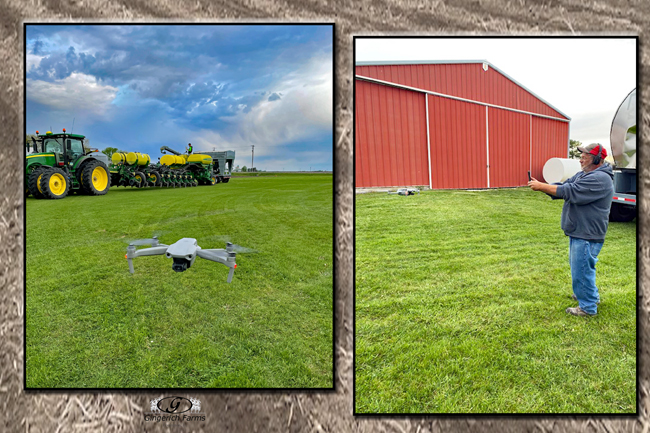 Drone - Gingerich Farms