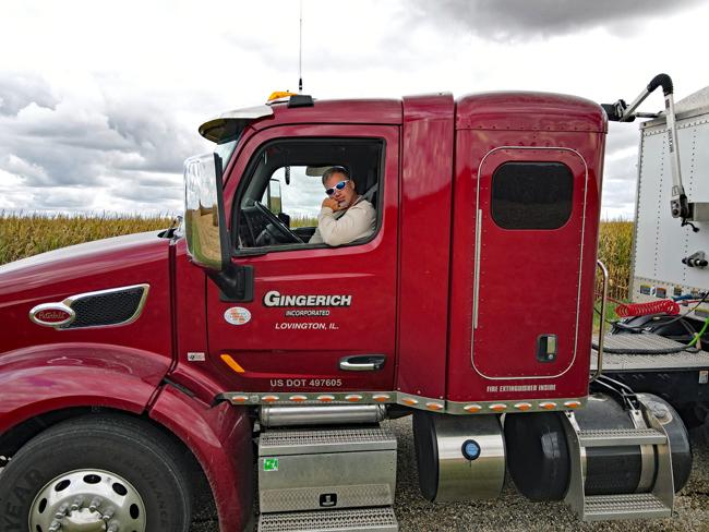 Truck - Gingerich Farms