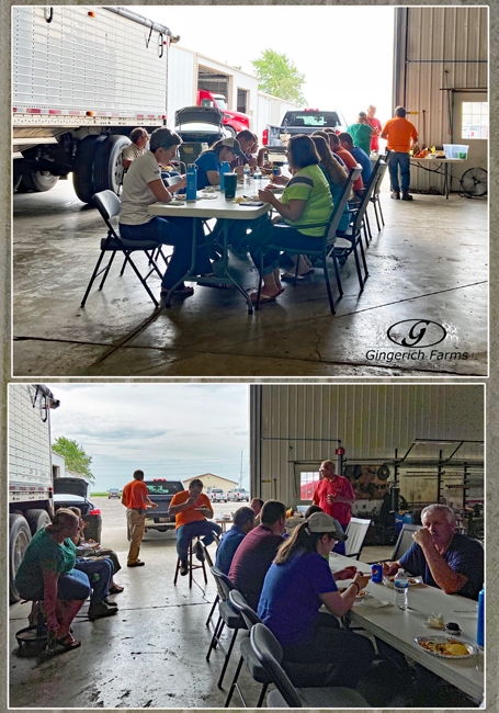 Lunch - Gingerich Farms