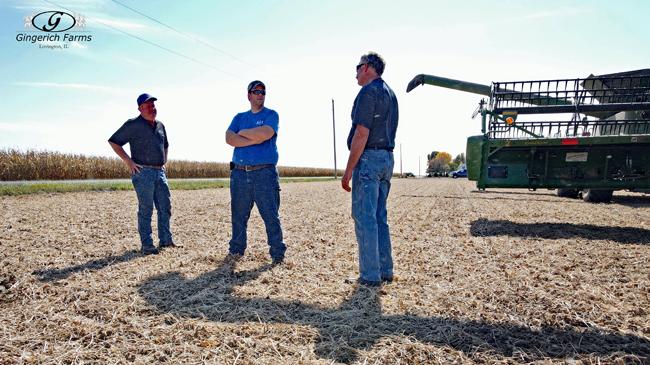 Roger, Tyler & Doug - Gingerich Farms