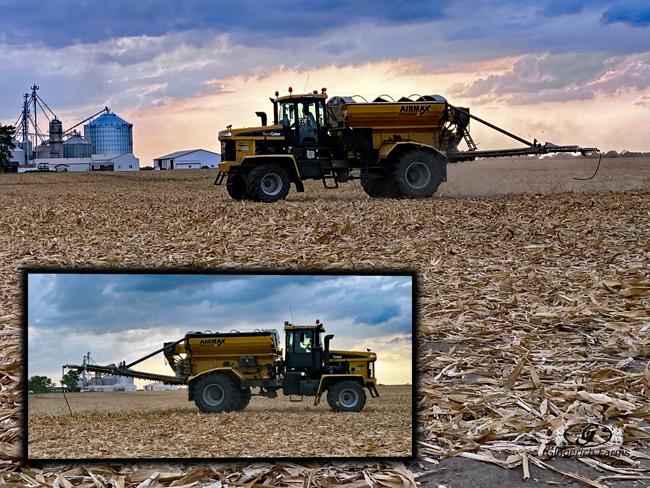 Fertilizer - Gingerich Farms
