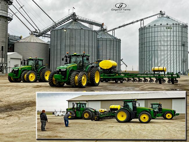 Straightening warmer bar - Gingerich Farms