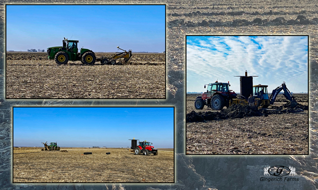 Tiling - Gingerich Farms