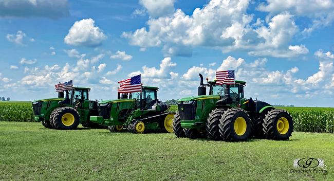 Tractors - Gingerich Farms