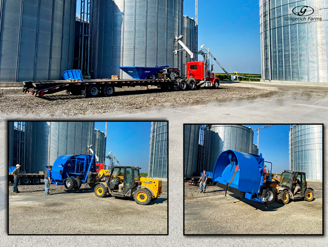 New bagger - Gingerich Farms